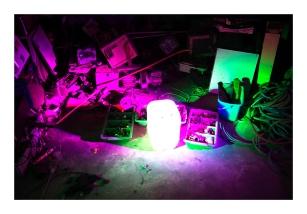 "Insomnia. 2015. Photograph. 8"" x 10"""